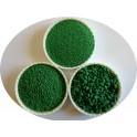 Quartz coloré Vert