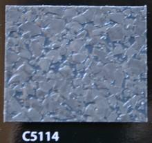 Paillette grise foncé COLOR FLAKES C5114