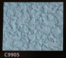 Paillette Bleue claire COLOR FLAKES C9905